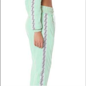 LF The Brand mint sweatpants